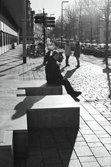 Schiedam impression again (g e r a r d v o n k เจอราร์ด) Tags: artcityart art backlight blackandwhite canon city canon5d3 expression eos europe flickrsbest fantastic flickraward grey holland jeneverstad lifestyle monochrome ngc newacademy nederland outdoor photos people reflection stad street schiedam this travel unlimited uit urban whereisthis where yabbadabbadoo