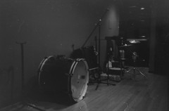 Drums (diehesh) Tags: analog bw black white 400 iso 400iso