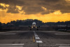 Sunset Take Off (World Aviation Photography) Tags: airbus a320 décollage