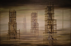 Kay Sage - Tomorrow is Never, 1955 at Metropolitan Museum of Art New York City NY (mbell1975) Tags: newyork unitedstates us kay sage tomorrow is never 1955 metropolitan museum art new york city ny museo musée musee muzeum museu musum müze finearts fine arts gallery gallerie beauxarts beaux galleria nyc manhattan painting met american