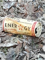 Old energy drink can amongst leaves - Drink Canofredbull Energy Drink Discarded Drinkcan Leaves Rubbish Litter No People Outdoors Close-up (markjowen66) Tags: drink canofredbull energydrink discarded drinkcan leaves rubbish litter nopeople outdoors closeup