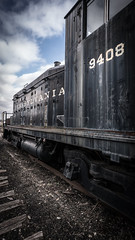 DSC02143 (jebster2000) Tags: train t vintage history museum railroad tracks hdr sonya7rii zeiss batis