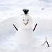 雪寶 Olaf 北海道神宮 札幌 Sapporo, Japan / Sigma 35mm / Canon 6D