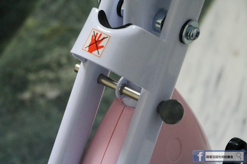 ThinksSport Bike915健身車靜音磁控居家運動51