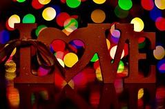 LOVE (ladybugdiscovery) Tags: love bokeh hbw light heart happybokehwednesday