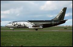 EI-CJE - Dublin (DUB) 16.02.1998 (Jakob_DK) Tags: 1998 dub eidw eicje ryr ryanair boeing boeing737 737 b737 737200 b732 b737200 boeing737200 dublinairport