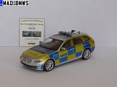 (02) Met BMW 525D (F11) Touring ANPR Interceptor (BX64FWR) (mad4bmws) Tags: auto traffic police bmw met f11 touring schuco interceptor 143 rpu fwr code3 525d anpr mad4bmws bx64 bx64fwr