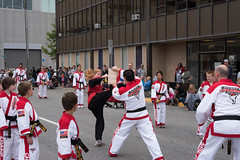 DC0_1473 (Eisbier) Tags: sports sport alaska training do day martial arts martialarts parade taekwondo anchorage tae tkd kwon champmartialarts indepences