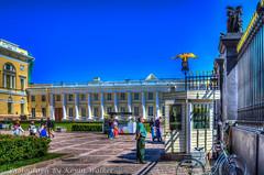 Russian Museum of Fine Art (Kev Walker ¦ 8 Million Views..Thank You) Tags: stpetersburg russia hdr 2015 kevinwalker