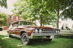 Chevelle Stance (Grant is a Grant) Tags: ca canada cars nova nikon classiccar novascotia ns scotia carshow annapolisvalley middleton d90 vsco vscofilm