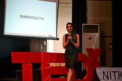 DSC_0299 (Ajay simon) Tags: seth shruthi tedxnitksurathkal tedxnitksurathkal2012