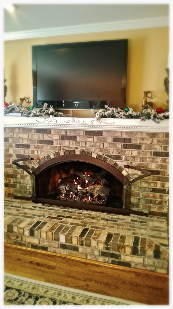 Custom Fireplace Glass Doors, Dalton, Ga.