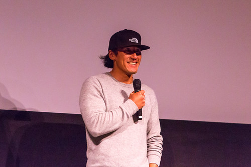 Jimmy Chin - Meru Q&A