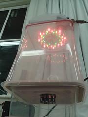Prototype 1 - Tupperware light