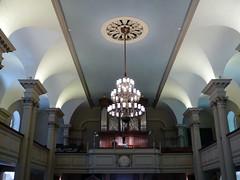 Boston, MA King's Chapel interior (army.arch) Tags: church boston ma downtown interior massachusetts chapel historic kings historicpreservation nationalregister nationalregisterofhistoricplaces nrhp