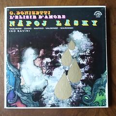 Donizetti - L'Elisir d'Amore - Napoj Lasky - Ferrucio Tagliavini, Fulvia Ciano, Gianni Maffeo, Guiseppe Valdengo, Mirella Marcossi, Prazsky Komorni Orch., Ivo Savini, Supraphon 1 12 0621/3, Box 3Lp, 1968 1972 (Piano Piano!) Tags: 1968 1972 ciano maffeo valdengo marcossi box3lp giannimaffeo donizettilelisirdamorenapojlaskyferruciotagliavini fulviaciano guiseppevaldengo mirellamarcossi prazskykomorniorch donizettilelisirdamorenapojlaskytagliavini ivosavini supraphon11206213 coverarthoeshulle12inch discdisquerecordalbumlplangspeelplaatgramophoneschallplattevynilvinyl