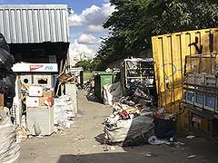Política sustentável (fotografia_cnj) Tags: tribunal de justiça não esquece material reciclável em um canto qualquer crédito divulgaçãotjmg
