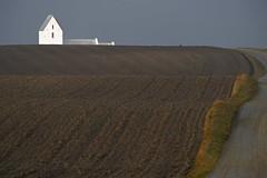 Ferring Church (gnterchristian.thomsen) Tags: kirche ferien danmark dänemark bovbjerg nikon horizont