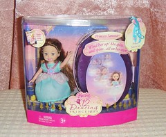 2006 Barbie in the 12 Dancing Princesses Princess Janessa Doll (1) (Paul BarbieTemptation) Tags: barbie 12 dancing princesses kelly doll 2006 fairytale ballet ballerina blue grimm