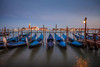 Venice Lagoon. (alex west1) Tags: venice lagoon italy dusk night light gondola travel holiday famousplace sangiorgiomaggiore chruch renaissance city