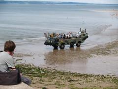 Landing craft (SteveInLeighton's Photos) Tags: wales pembrokeshire caldey 2011 august boat landingcraft