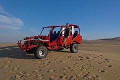Wycieczka buggy po wydmach | Sand Dunes Tours in Buggy