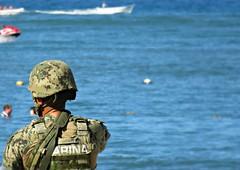 Marina (knightbefore_99) Tags: marina marines protect soldier sea west coast mexico mexican rincon guayabitos cool helmet navy pacific nayarit awesome