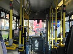 [GAL] Metrobus Esteem Dart 267 PN06UYX Interior