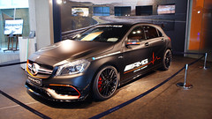 2015 Mercedes-AMG A45 Performance Car (Frankleton Foto) Tags: cars performance car 2015 mercedesamg a45