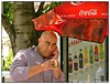 L1070811 (Rio_No) Tags: leica digilux2 streetphotography coffee baldman czech prague sidewalk