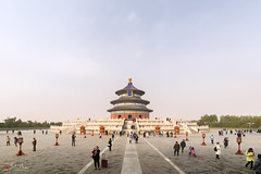 Temple of Heaven (Bill Thoo) Tags: beijing china templeofheaven temple imperial landscape emperor travel monument samyang 14mm sony a7rii