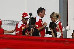 _88A7445 (Foto Massimo Lazzari) Tags: racer f1 formulauno autodromodimonza vettel box ferrari