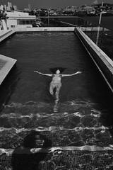 L1000678-Edit (Roger Wojahn) Tags: pool rooftop voyeuristic blackandwhite bw leicaq
