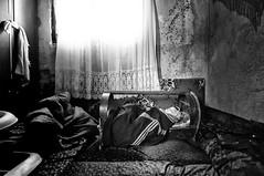 Kosovo (Melissa Favaron) Tags: kosovo kosova fushekosovo romacamp roma rom camporom plementine station balkan balcani balcan balcanwar guerrabalcani guerra serbia albania blackwhite blackandwhite noiretblanc photojournalism