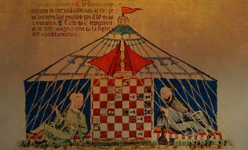 """Ash-shatranj - Acedrex Iconografía de la convergencia de cosmovisiones en el al-Ándalus • <a style=""""font-size:0.8em;"""" href=""""http://www.flickr.com/photos/30735181@N00/32399919321/"""" target=""""_blank"""">View on Flickr</a>"""
