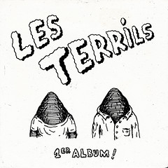 Les Terrils : 1er Album (2008) (Marc Wathieu) Tags: cd chansonbelge chanson belgique chansonfrançaise pochette sleeve coverart record pop music cover sleevedesign frenchchanson lesterrils belgium belgië belgien belge french francophone francophile frenchspeaking 2008 freddeltenre