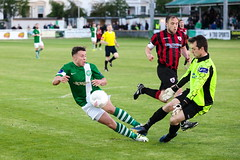 Bray Wanderers v Longford Town # 44 (turgidson) Tags: chris ireland irish 6 sports sport canon studio lens photography eos town football raw zoom mark soccer full telephoto developer frame wanderers pro l 5d usm fullframe dslr fc wicklow carlisle f28 ef grounds league bray association lyons mkii markii 70200mm sportsphotography sse longford canonef70200mmf28lusm silkypix img2894 chrislyons braywanderers leagueofireland carlislegrounds airtricity canoneos5dmkii longfordtownfc sseairtricityleague silkypixdeveloperstudiopro6