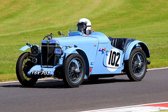 102 MG PA (Richard Brothwell) Tags: uk england classic cars sports sport vintage racing lincolnshire mg 102 autoracing motorracing classiccars louth vintagecars motorsport vscc sportscars 1935 cadwell cadwellpark mgpa vintagesportscarclub 847cc canoneos70d canon70d ysv703 thevintagesportscarclub richardbrothwell