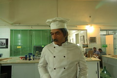 The Shah's Chef (blondinrikard) Tags: travel iran tehran teheran saadabad 2015 thesaadabadpalace