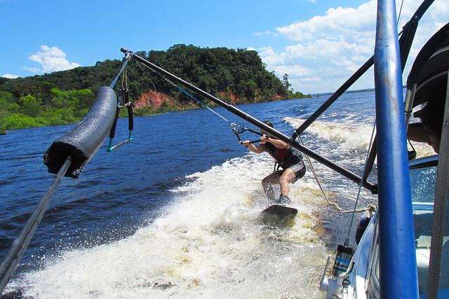 Esportes Aquáticos - Fotos: Maxcilene Azevedo Ramos