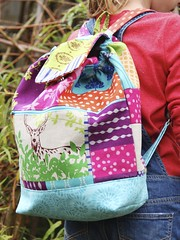 Day Off Backpack (Mary-and-Tobit) Tags: bag jenaveve echino valoriwells dayoffbackpack gingercakesews