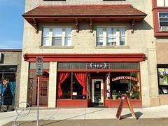 Cannon Coffee (e r j k . a m e r j k a) Tags: restaurant pittsburgh pennsylvania coffeeshop storefront brookline allegheny eatery erjkprunczyk