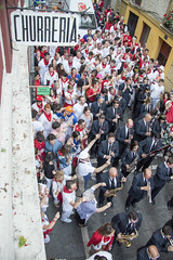 "SAN FERMIN 2015 14 • <a style=""font-size:0.8em;"" href=""http://www.flickr.com/photos/39020941@N05/19686391002/"" target=""_blank"">View on Flickr</a>"