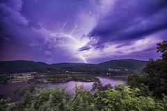 Lightning (mudpig) Tags: statepark cloud mountain ny reflection night river outdoors photography upstate bearmountain license thunderstorm newyorkstate gothamist lightning overlook cloudscape gettyimages scenicoverlook bearmt mudpig stevekelley stevenkelley licensenow