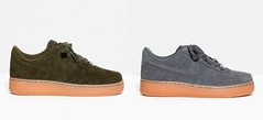 Nike Air Force 1 '07 Suede / Fashion is a party (Fashionisaparty) Tags: nikesneakers nikeairforce1 otherstories nikeairforce107suede