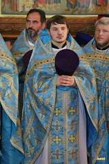 139. The Commemoration of the Svyatogorsk icon of the Mother of God / Празднование Святогорской иконы Божией Матери