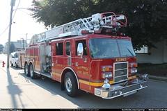 Alliance Ohio Pierce Ladder 12 (Seluryar) Tags: ohio truck fire firetruck pierce ladder 12 department alliance