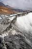On top of Viedma Glacier (cheryl strahl) Tags: southamerica argentina patagonia viedmaglacier southernpatagonianicefield icefield glacier ice losglaciaresnationalpark valleyglacier crevasses debris trek crampons