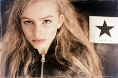 I'm not a white star (plot19) Tags: blackstar bowie plot19 photography portrait pose people nikon north northwest northern now fasion fashion family manchester model teenager daughter love light england english britain british