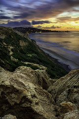 New Beginnings (MarcLorence) Tags: landscapephotographysandiegopacficoceansunsetmarclorence torrey pines landscape landscapephotography dslr photography marc lorence sunset beach ocean sea seascape